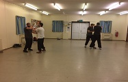 Wing Chun Classes Nottingham