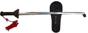 Tai Chi Sword Nottingham