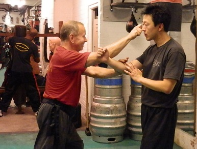 Wing Chun Classes Beeston, Nottingham